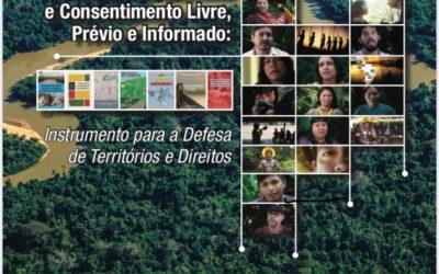 Lançamento do vídeo, Protocolos de Consulta: Instrumento para a Defesa de Territórios e Direitos