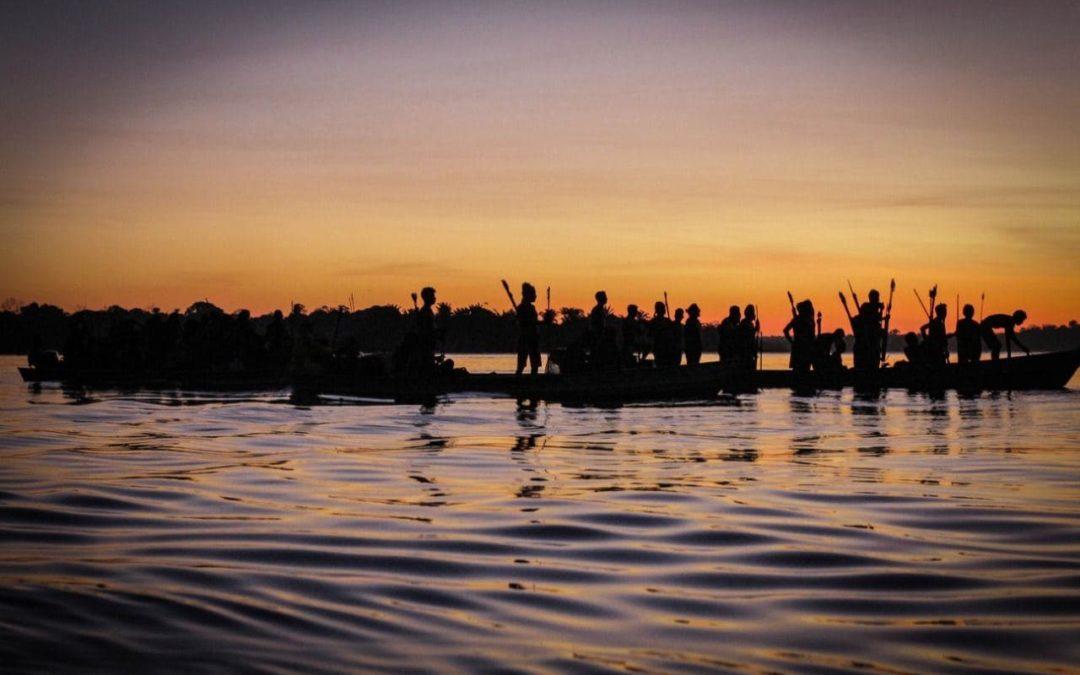 Teles Pires: Indígenas impactados por hidrelétricas estão sem água potável durante a pandemia da Covid-19
