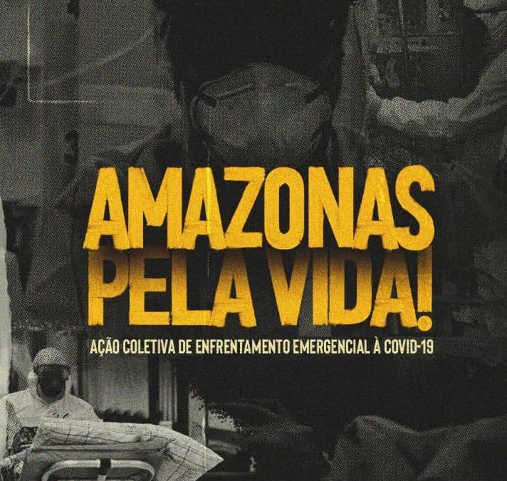 Movimentos sociais se juntam para lançar Amazônia Pela Vida