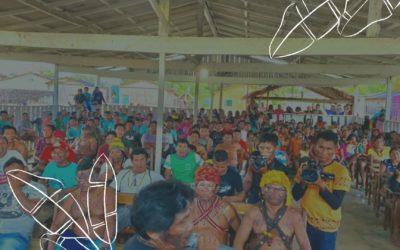 Carta dos caciques do povo Munduruku