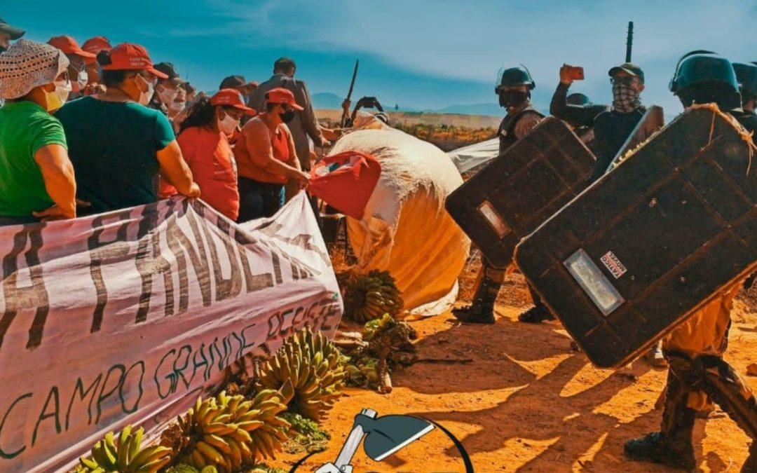 CPT lançará o relatório Conflitos no Campo Brasil 2020 na próxima segunda-feira