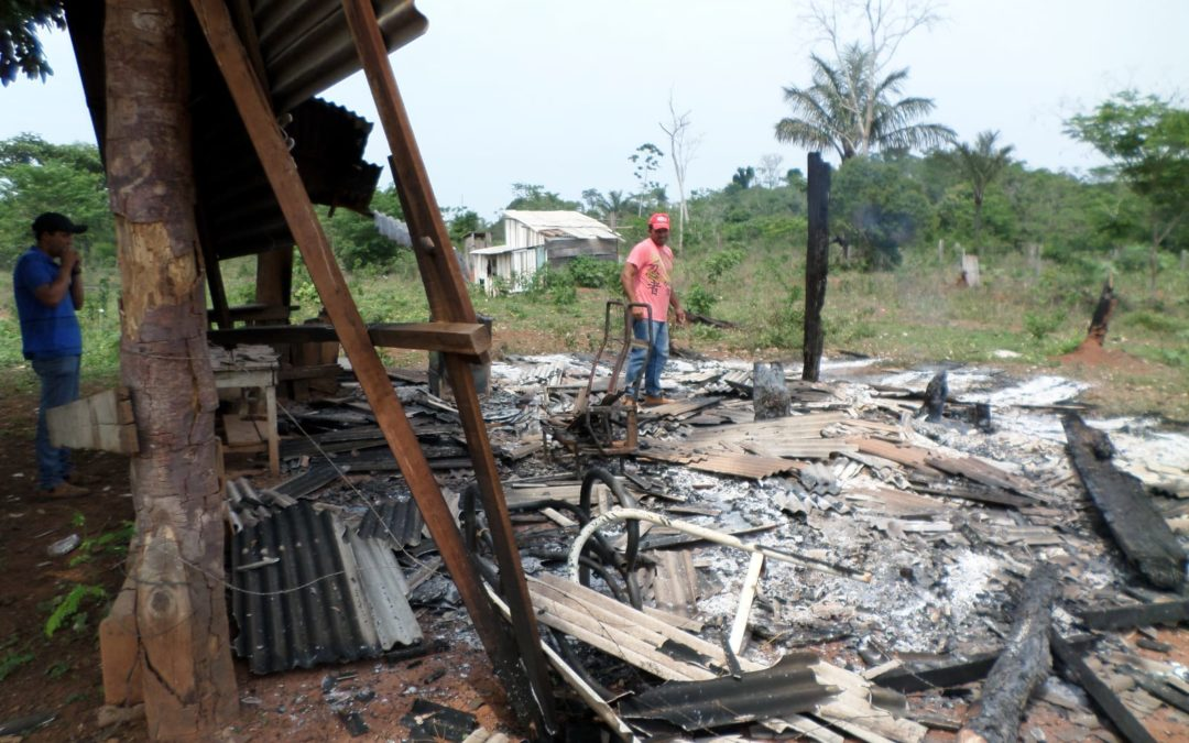 No Centro-Oeste, Mato Grosso lidera ocorrências de conflitos por terra em 2020