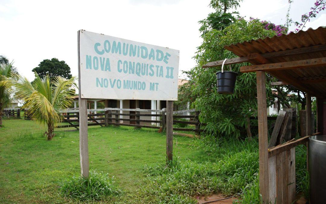 CPT lança documentário sobre o Projeto de Desenvolvimento Sustentável Nova Conquista II, no Mato Grosso