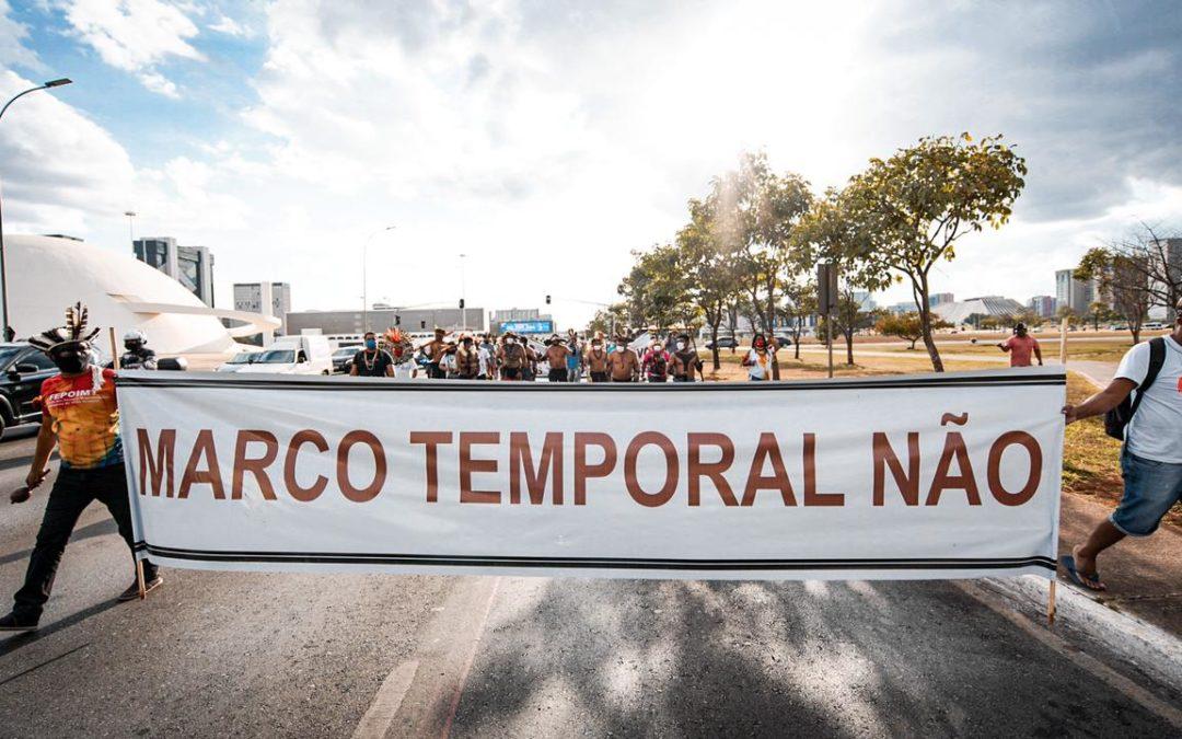 "ONU e OEA pedem que STF recuse tese do ""marco temporal"""