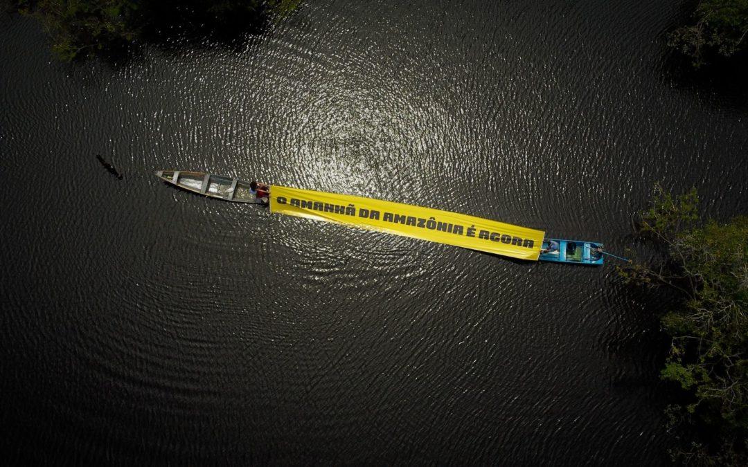 """CPT convoca sociedade para mobilização """"O amanhã da Amazônia é agora"""""""